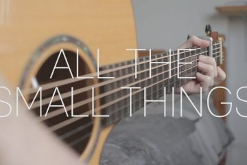 Blink 182 - All The Small Things fingerstyle tabs