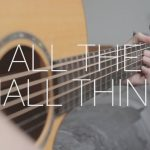 Blink 182 – All The Small Things fingerstyle tabs (James Bartholomew)