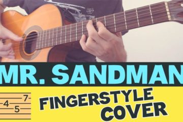 Chet Atkins - Mister Sandman fingerstyle tabs