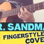 Chet Atkins – Mister Sandman fingerstyle tabs