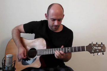 Metallica – Nothing Else Matters fingerstyle tabs (Leandro Kasan)