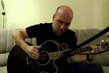 Metallica – The Unforgiven fingerstyle tabs (Vasya Pass2hoff)