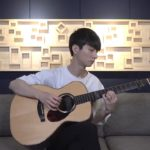 OST Aladdin – Speechless fingerstyle tabs (Sungha Jung)