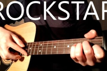 Post Malone feat. 21 Savage - Rockstar fingerstyle tabs