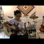 Queen – Don't Stop Me Now fingerstyle tabs (Sandra Bae)