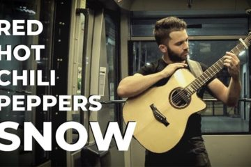 Red Hot Chili Peppers - Snow fingerstyle tabs