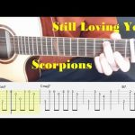 Scorpions – Still Loving you fingerstyle tabs