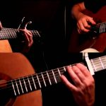 Sia – Chandelier fingerstyle tabs (Kelly Valleau)