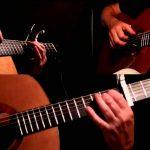 Sia – Chandelier fingerstyle tabs (Kelly Valleau)