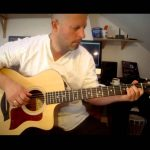 System of a Down – Lonely Day fingerstyle tabs (Christophe Deremy)