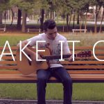 Taylor Swift – Shake It Off fingerstyle tabs (Peter Gergely)