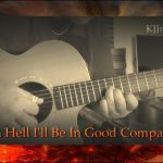 The Dead South – In Hell I'll Be in Good Compan fingerstyle tabs