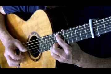 The Mamas and the Papas – California Dreaming fingeratyle tabs (Michael Chapdelaine)