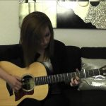 The Script – Hall Of Fame fingerstyle tabs (Gabriella Quevedo)