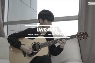 Tokyo Ghoul - Unravel fingerstyle tabs