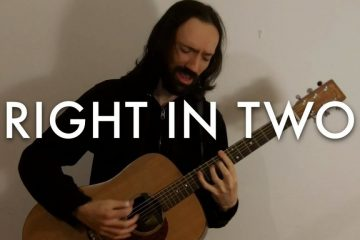Tool - Right In Two fingerstyle tabs (Ernesto Schnack)