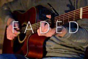 Alan Walker - Faded fingerstyle tabs