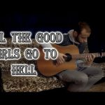 Billie Eilish – All the Good Girls Go To Hell fingerstyle tabs (GuitVid)