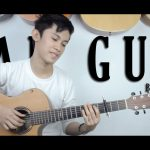 Billie Eilish – Bad Guy fingerstyle tabs (Mj Casiano)