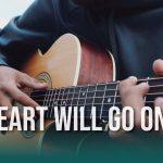 Celine Dion – My Heart Will Go On fingerstyle tabs (Iqbal Gumilar)