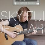 Coldplay – A Sky Full Of Stars fingerstyle tabs (James Bartholomew)