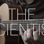 Coldplay – The Scientist fingerstyle tabs (James Bartholomew)