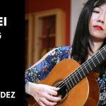 Dilermando Reis – Eterna Saudade fingerstyle tabs (Xuefei Yang)