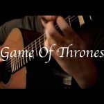 OST Game Of Thrones fingerstyle tabs (Kelly Valleau)