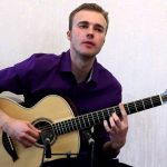 Sting – Fields of Gold fingerstyle tabs (Alexey Nosov)