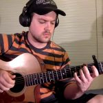 Tears For Fears – Shout fingerstyle tabs (Daniel James)