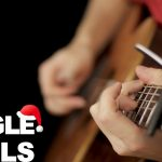 Jingle Bells fingerstyle tabs (Martin Rauhofer)