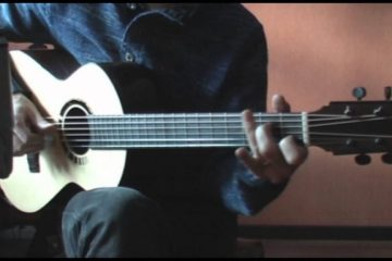 Nazareth - Fool About You fingerstyle tabs