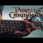 OST Pirates of the Caribbean – He's a Pirate fingerstyle tabs (Iqbal Gumilar)