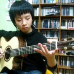 Sungha Jung – Jingle Bell fingerstyle tabs