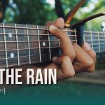 Yiruma – Kiss the Rain fingerstyle tabs (Iqbal Gumilar)