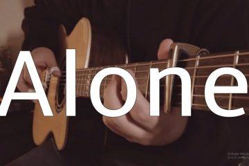 Alan Walker - Alone fingerstyle tabs