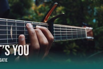 Ali Gatie - It's You fingerstyle tabs
