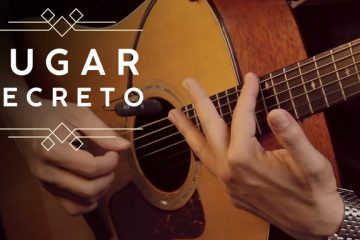 Gabriela Rocha – Lugar Secreto fingerstyle tabs (Rafael Alves)