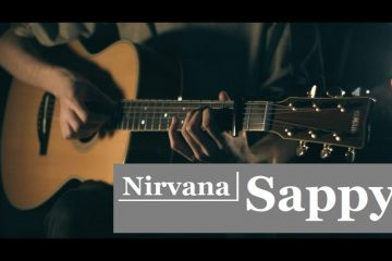 Nirvana - Sappy fingerstyle tabs