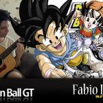 OST Dragons Ball GT fingerstyle tabs (Fabio Lima)