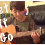 OST Frozen – Let It Go fingerstyle tabs (Andrew Foy)