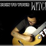 OST Witcher – Toss A Coin To Your Witcher fingerstyle tabs (Daniel Asbun)