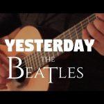 The Beatles – Yesterday fingerstyle tabs (Fabio Lima)