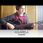Toquinho – Aquarela fingerstyle tabs