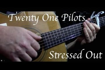 Twenty One Pilots - Stressed Out fingerstyle tabs