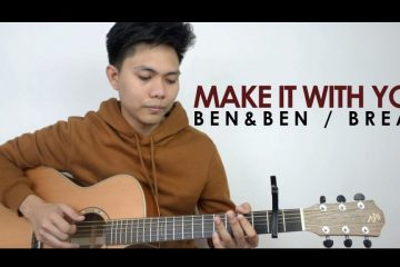 Ben&Ben - Make It With You fingerstyle tabs