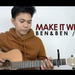 Ben&Ben – Make It With You fingerstyle tabs (Mark Sagum)