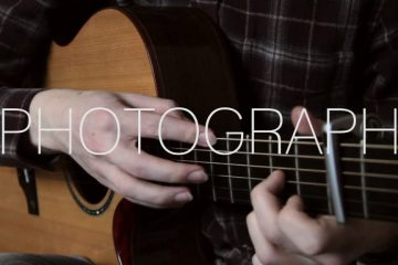 Ed Sheeran - Photograph fingerstyle tabs