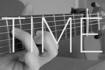 Inception - Time fingerstyle tabs