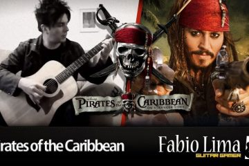 OST Pirates of the Caribbean fingerstyle tabs
